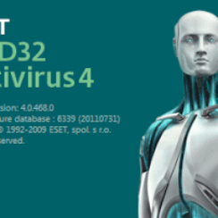 ESET NOD32 Antivirus Protection Status Says Operating System is Not Up to Date 1