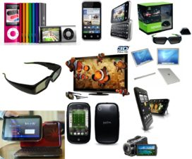 Top Lifestyle Gadgets of 2010