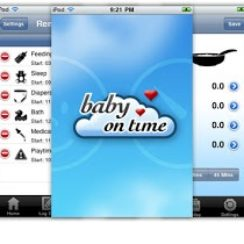 BabyOnTime – Most Useful iPhone App for New Parents