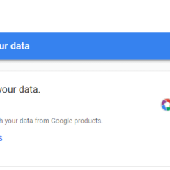 How to Backup and Download Your Google Data Using Google Takeout 3