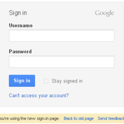 A New Sign-in Page for Gmail is On its Way! 5