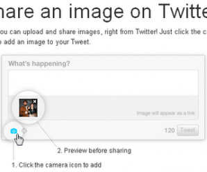 Now You Can Share Images on Twitter 2