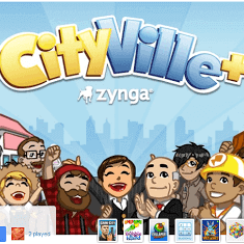 Play CityVille on Google+ Games 2