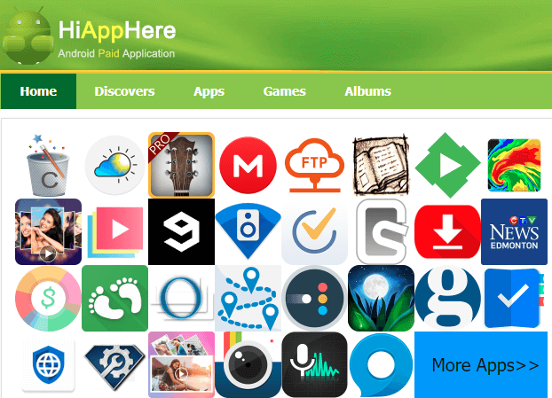 HiAppHere - Android Paid Applications