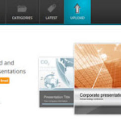 SlideOnline.com Lets You Upload and Share PowerPoint Online 3