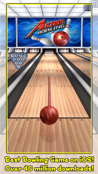 Action Bowling - Best Bowling Game on iOS! Over 40 million downloads