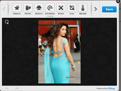 Edit Photos in Google Chrome with Aviary 2