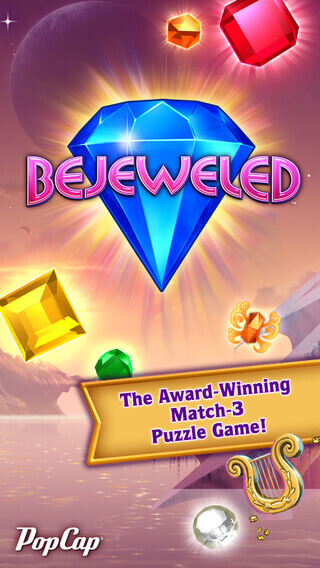 Bejeweled - The Award Winning Puzzle Game
