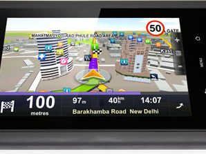 All in One CarPad 5 GPS Car Navigation Device 4