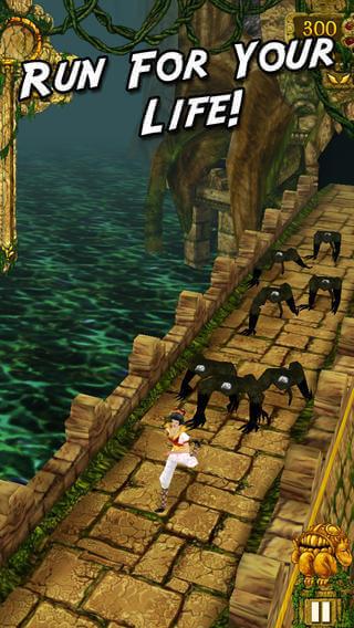 Temple Run - Run for your life