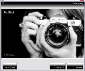 Mr.Shot Screen Capture Tool Overview 2