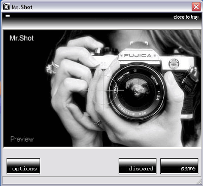 Mr.Shot Screen Capture Tool Overview 3