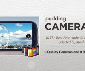 Pudding Camera - The Best Free Android Photo App
