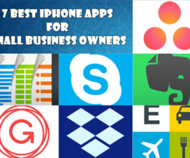 7 Best iPhone Apps for Small Business Owners