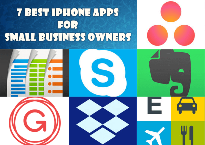 Best Iphone Apps For Small Business Owners