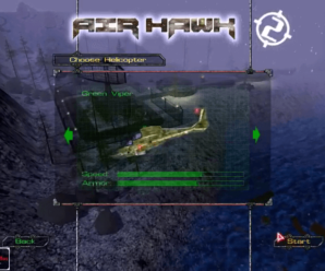 Air Hawk Game screenshot