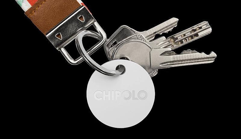 Chipolo-keys