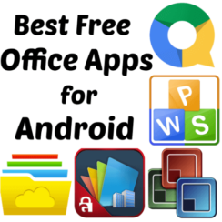 5 Best Android Office Apps 2