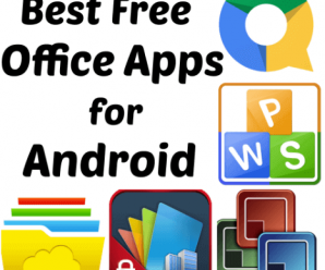 5 Best Android Office Apps 1
