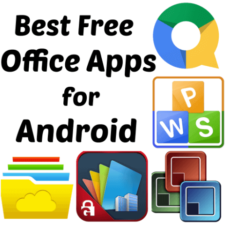 Here are 5 Best Office Apps for Android Devices
