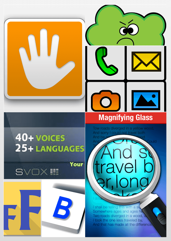 7 Best Android Apps for People with Poor Vision