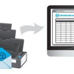 Get Paper Clutter Organized and Digitized with Shoeboxed 1
