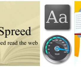 Speed Reading Apps Collage