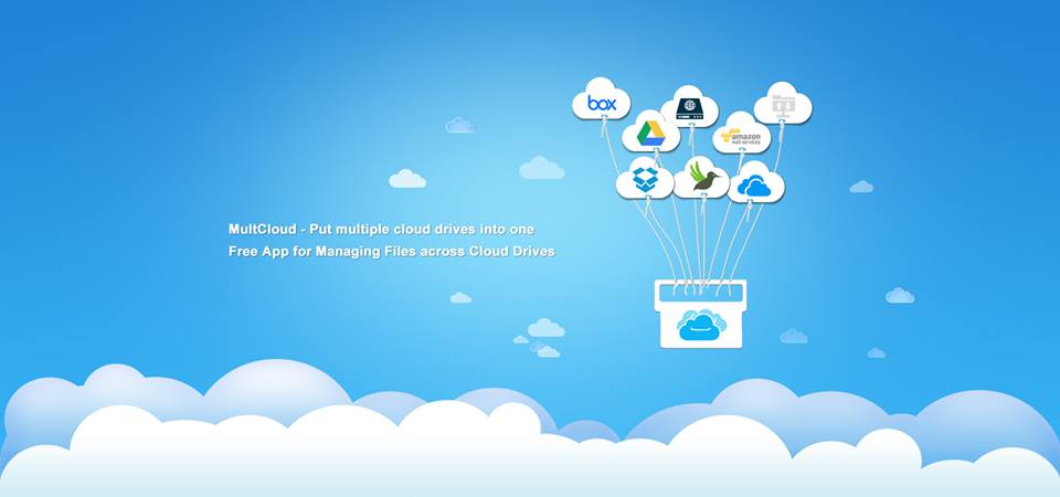 MultCloud-Free App for Managing Files Across Cloud Drives. Put multiple cloud drives into one.
