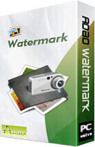 Aoao Watermark for Photo Software box