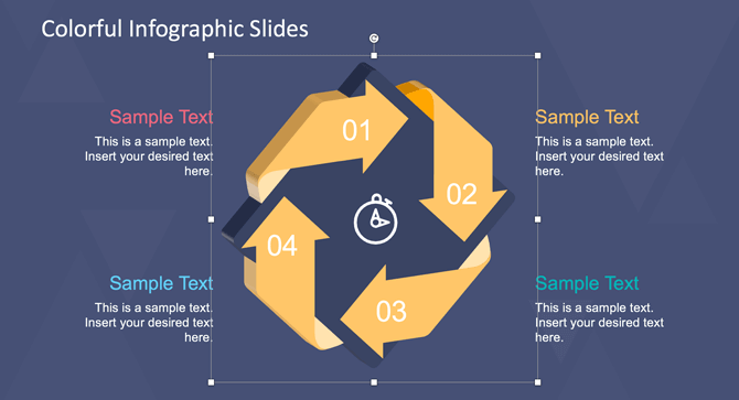 colorful-powerpoint-template-3d-diagram