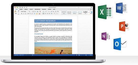 Free Microsoft Office 2016 Preview for Mac 2