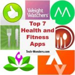 Top 7 Health and Fitness Apps for Android and iPhone - Food Planner, Can I Eat It?, Moves, Starva, Mink Nutrition, Yoga Studio, Weight Watchers Simple Start
