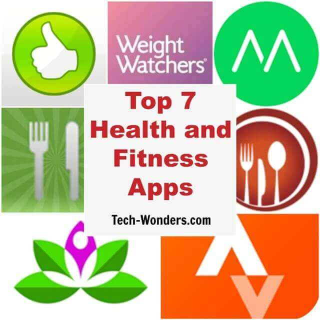 Top 7 Health And Fitness Apps For Your Smartphone
