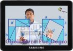 Byju's Classes on Samsung Tablet