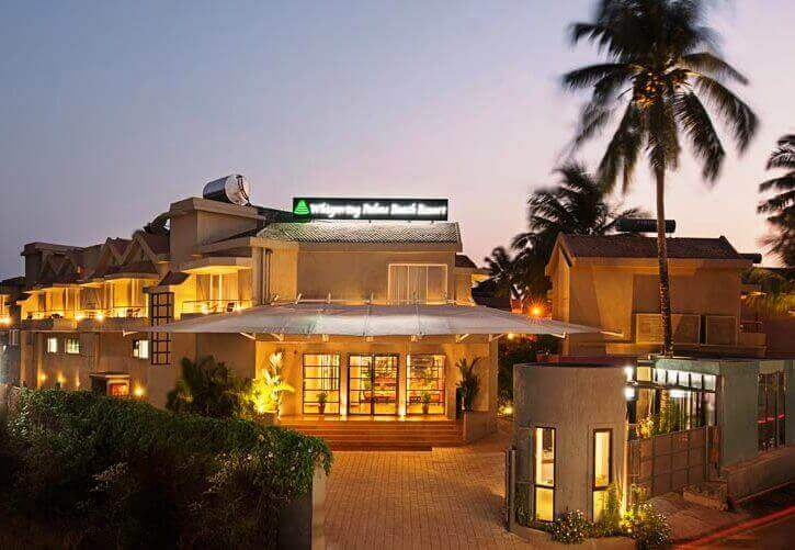 Luxury Hotels in Goa - Whispering Palms Beach Resort
