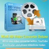 WinX HD Video Converter Deluxe, All-in-one video converter/editor