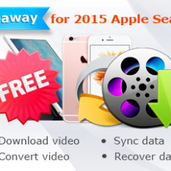 Digiarty Software is Giving Away Three Mac Software - MacX Video Converter Pro, SyncMate and Disk Drill for Free 1