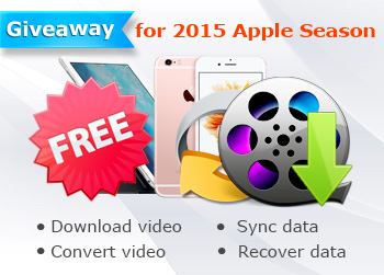 Digiarty Software is Giving Away Three Mac Software – MacX Video Converter Pro, SyncMate and Disk Drill for Free
