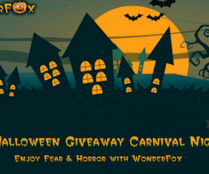 Wonderfox 2015 Halloween Giveaway Carnival Night