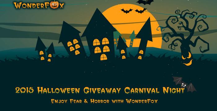 2015 Halloween Giveaway – WonderFox DVD Video Converter and Video Watermark