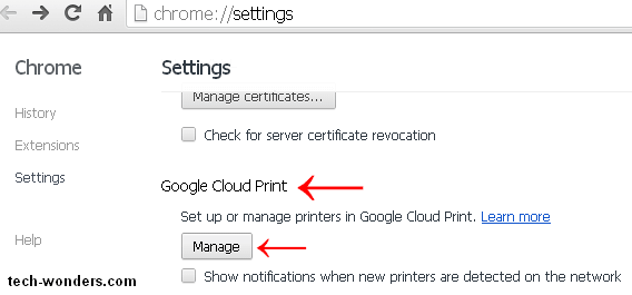 Give Print from Anywhere with Google Cloud Print 2