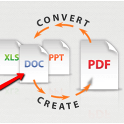 How to Convert PDFs into MS Office File Formats for Free 2