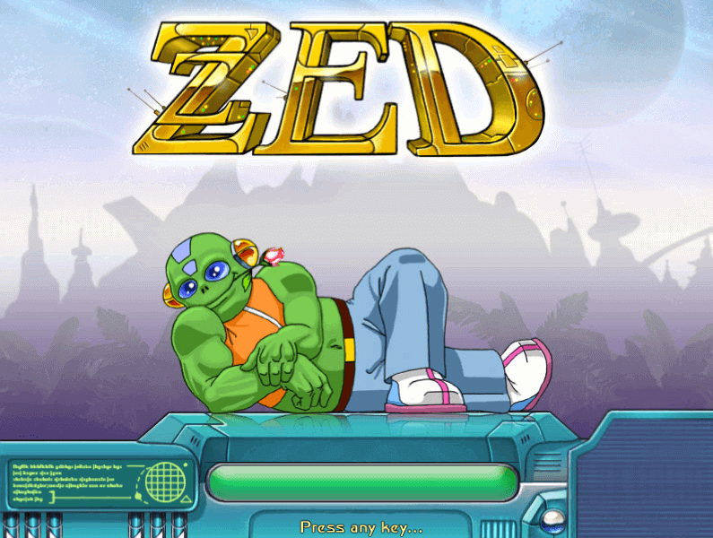 Play Zzed Puzzle-Shooter Game 1