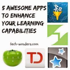 5 Awesome Apps to Enhance Your Learning Capabilities in No Time 2