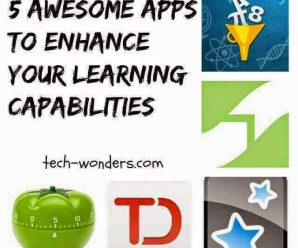 5 Awesome Apps to Enhance Your Learning Capabilities in No Time 1
