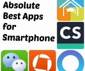 5 Absolute Best Apps for Smartphone 1