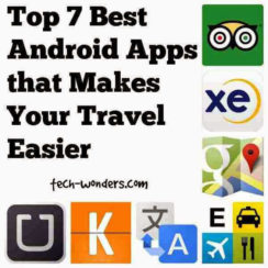 Top 7 Best Android Apps that Makes Your Travel Easier 2