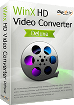 Digiarty Easter Giveaway - WinX HD Video Converter Deluxe Worth $49.95 As Free Gift 1