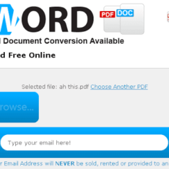convertpdftoword.org - Free PDF to Word Conversion Online Tool 3