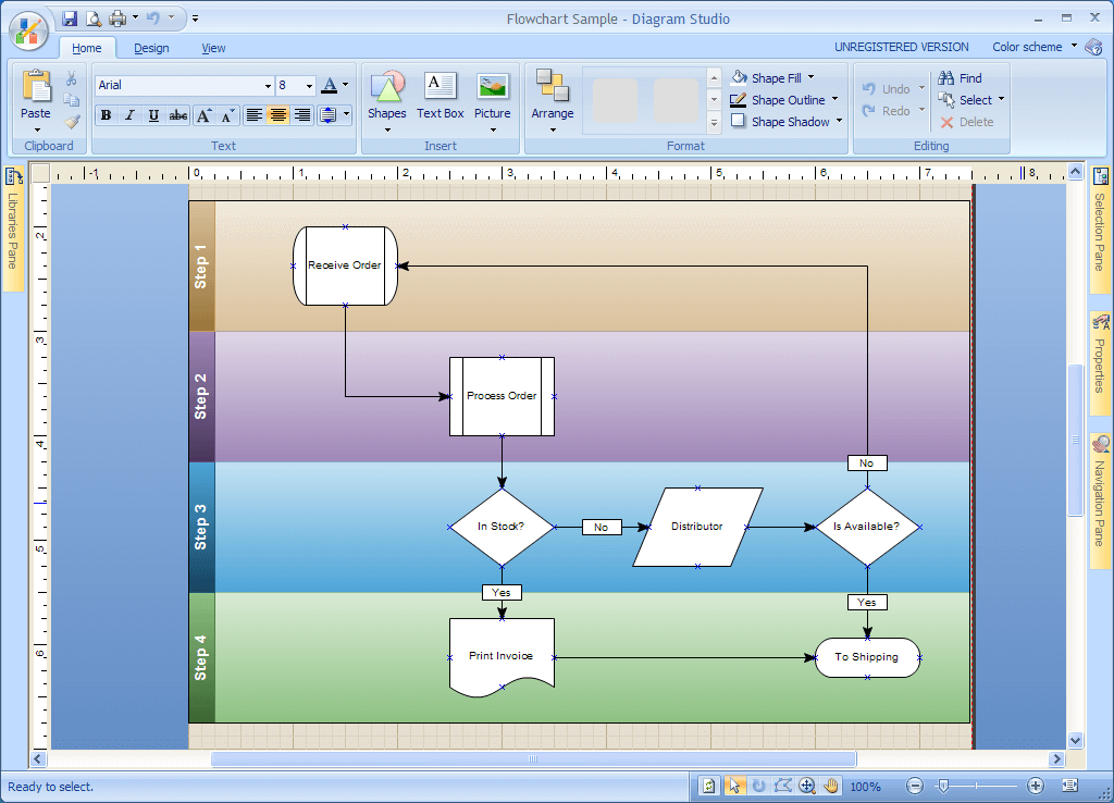 Drawing Made Easy With Diagram Studio Drawing Application